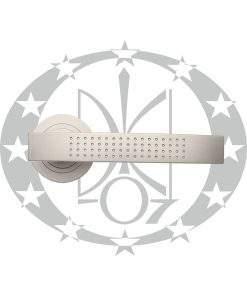 Ручка -галка Nomet ARGUS T-641-112-P розета (G5)