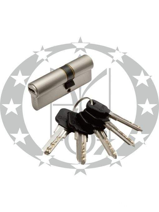 Серцевина GERDA WKM-1 30/40 горизонтальний ключ нікель