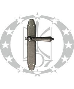 Дверна ручка Martinelli DANIELA AF античне срібло (390/AF)