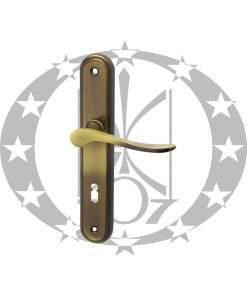 Ручка під ключ Metal-Bud LYZECZKA 72 бронза