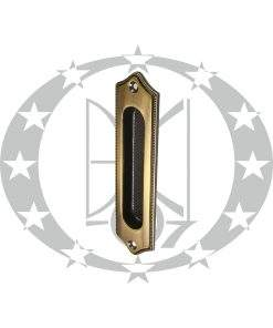 Ручка до розсувних дверей 6109 бронза