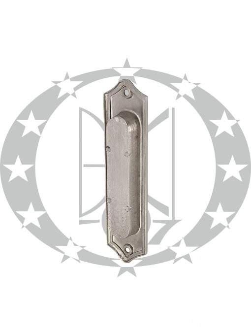 Ручка до розсувних дверей 6109 нікель сатин