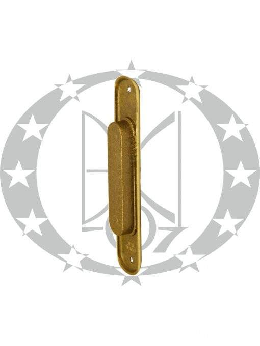 Ручка до розсувних дверей LORENA латунь