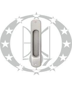 Ручка до розсувних дверей LORENA нікель сатин