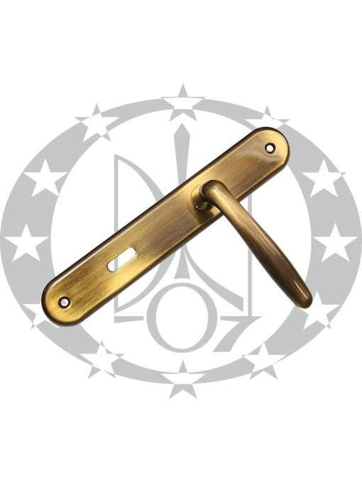 Ручка під ключ HOPPE ROISSY 72 бронза