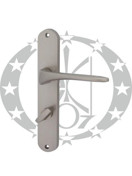 Ручка Metal-Bud VENUS 72 WC нікель сатин