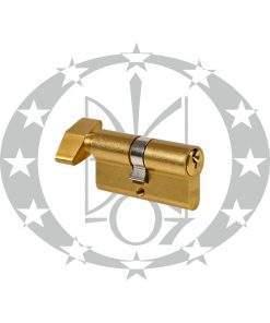 Серцевина GMB горизонтальний ключ 30/40 вороток латунь