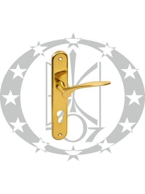 Ручка дверна Hoppe ALICANTE 90 PZ