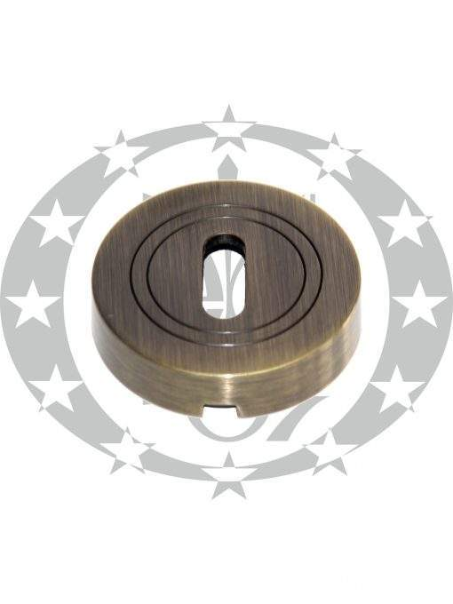Накладка Gamet PLT-23S-N-AB ключ