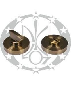 Дверна накладка Metal-Bud VENUS WC (SNOPW) бронза