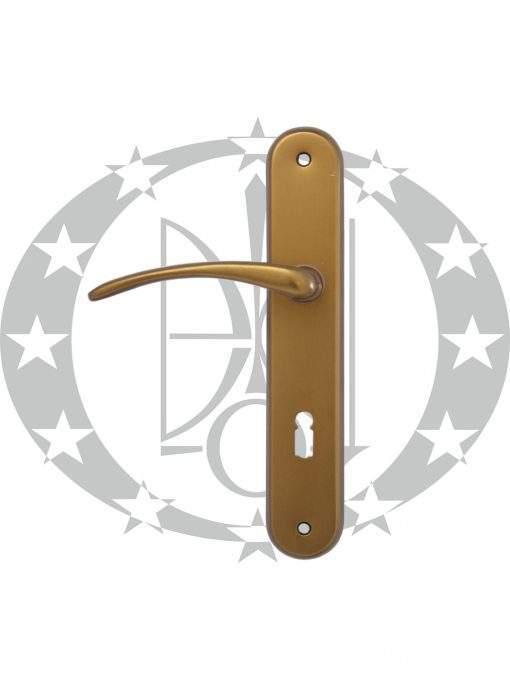 Ручка під ключ Metal-Bud ALX-1 алюмінієва 72 бронза