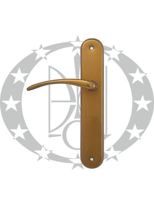 Ручка Metal-Bud ALX-1 алюмінієва глуха бронза