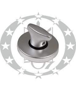 Дверна накладка ALX WC срібло
