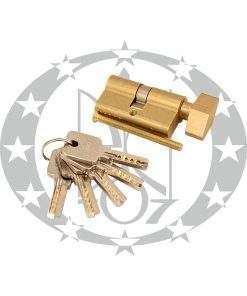 Серцевина GMB горизонтальний ключ 30/30 вороток латунь