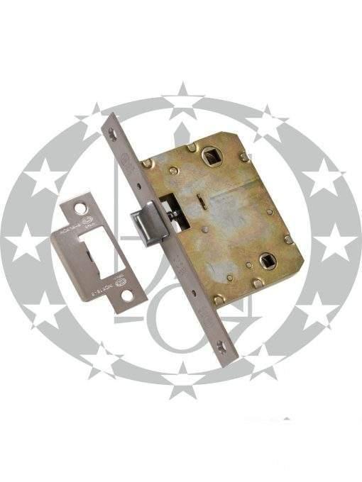 Механізм врізний AMIG mod.4000 70 WC нікель сатин(6270)