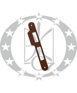 Планка A.G.B. Centro антична бронза (B01000.05.02)