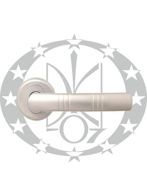Ручка дверна Nomet KOMANDOR T-581-104 розета (G6)