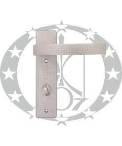 Ручка Nomet ARGUS T-118-172 72 WC (G6)