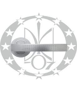 Ручка Nomet ARGUS T-111-112/06 розета (G6)