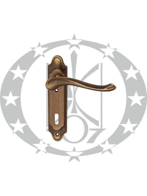 Ручка під ключ ANGELA - RUBINO 72 бронза
