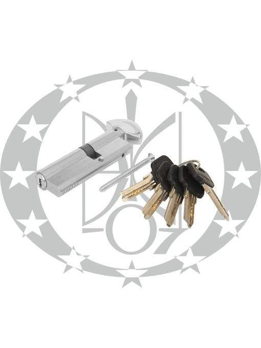 Серцевина GERDA WKM-1 37/54 горизонтальний ключ вороток хром