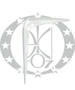 Кронштейн AMIG mod.1 (491) білий