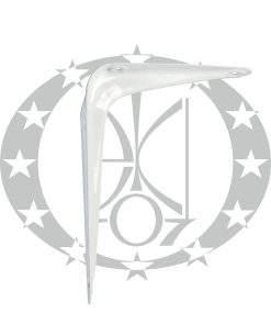 Кутник AMIG mod.1 білий (495)
