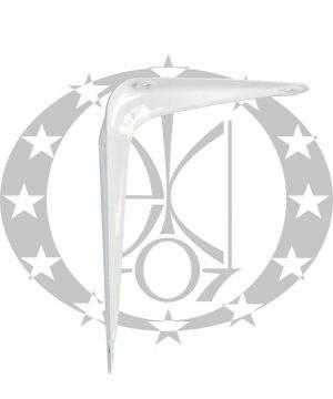 Кутник AMIG mod.1 білий (507)