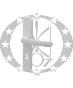 Ручка Нова біла 72 під ключ