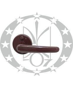 Ручка Plast-Pol Нова коричнева розета
