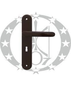 Ручка Нова коричнева 60 під ключ