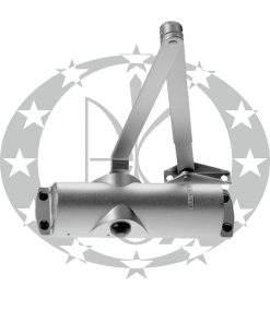 Амортизатор дверний GEZE TS1000 C срібний