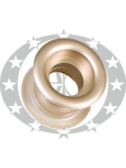 Пластикова вентиляція кругла G5
