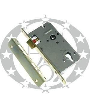 Врізний механізм GERDA ZW - 100 72/50 PZ цинк жовтий