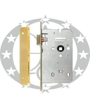 Механізм врізний GERDA ZW - 100 72/50 WC цинк жовтий