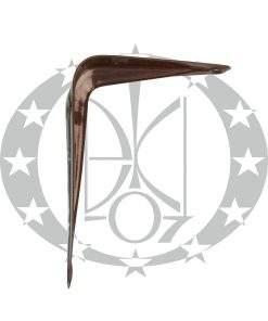 Кутник AMIG mod.1 коричневий (696)