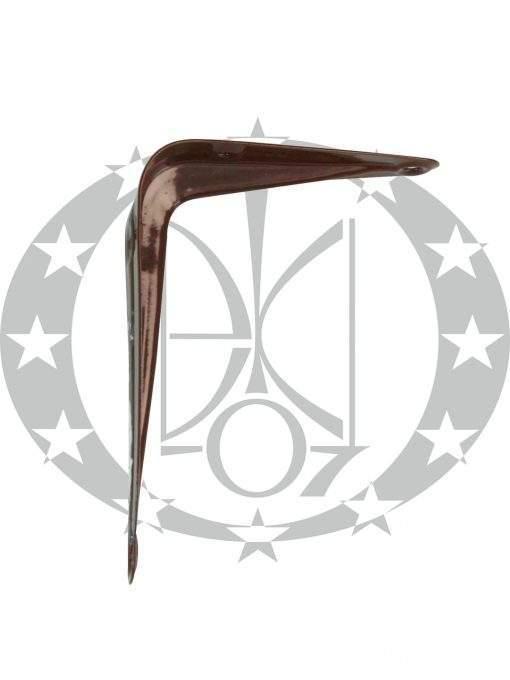 Кутник AMIG mod. 1 коричневий (865)