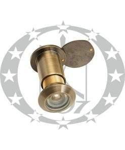 Дверне вічко італійське d27 бронза