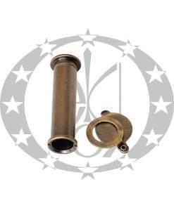 Дверне вічко d12 48 - 72 бронза