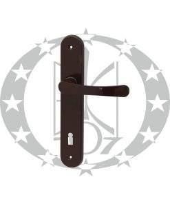 Ручка Лижа нова коричнева 90 під ключ