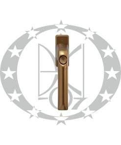 Ручка віконна з кнопкою HOPPE LONDON 013SV/U34 бронза