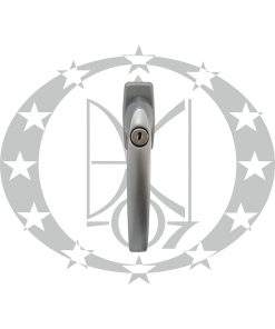 Ручка віконна DR HOPPE BRUGGE 0715S/US945 PZ нікель сатин