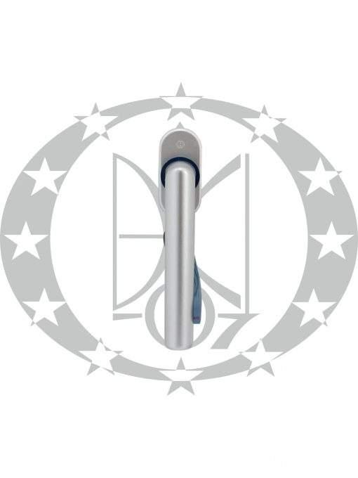 Ручка віконна DR HOPPE AMSTERDAM 0400/US956 нікель сатин