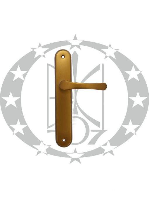 Ручка під ключ Metal-Bud ALX-2 алюмінієва глуха бронза
