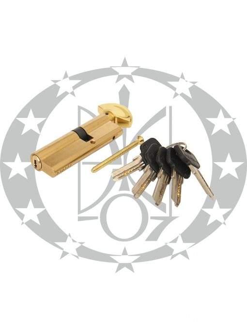 Серцевина GERDA WKM-1 37/54 горизонтальний ключ вороток латунь