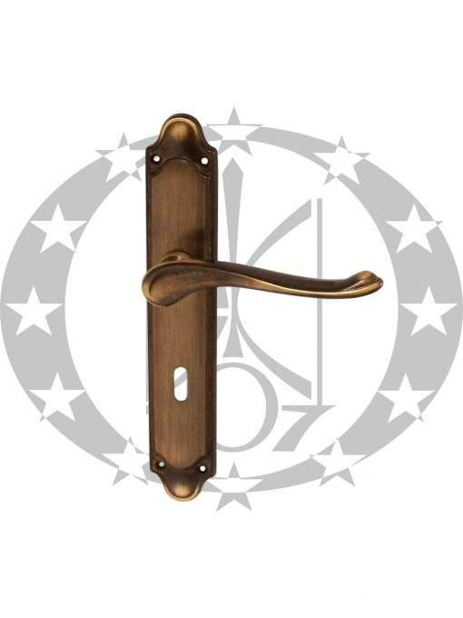 Ручка під ключ FBA ANGELA 72 бронза