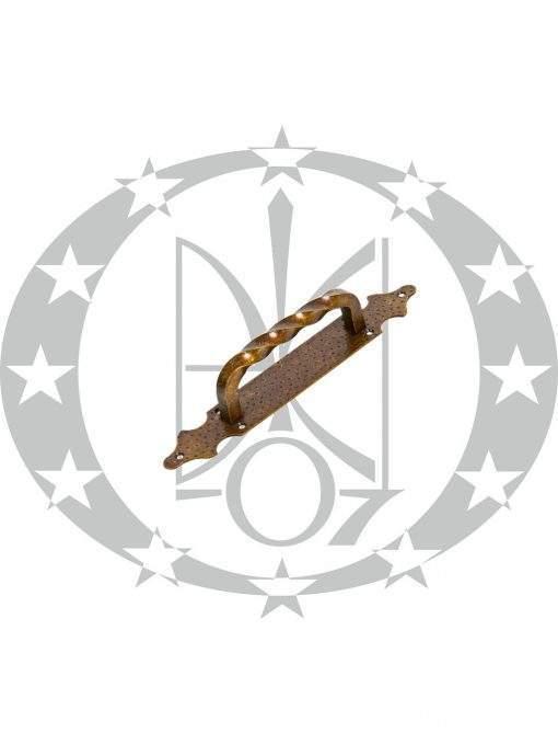 Антаба AMIG mod.100(18431) золото античне