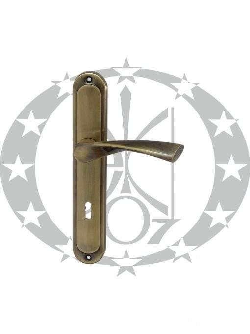 Ручка під ключ Gato ROMA 72 бронза