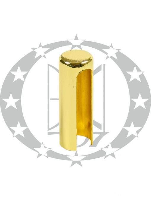 Накладка на завіси Ф15 золото