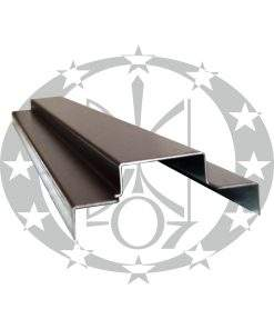 Поріг GERDA RMC 90E металевий до WD